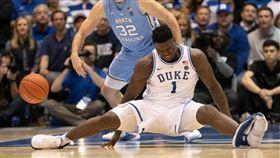 籃球/威廉森最新傷情!杜克這樣說 NBA,杜克大學,NIKE,Zion Williamson 翻攝自推特