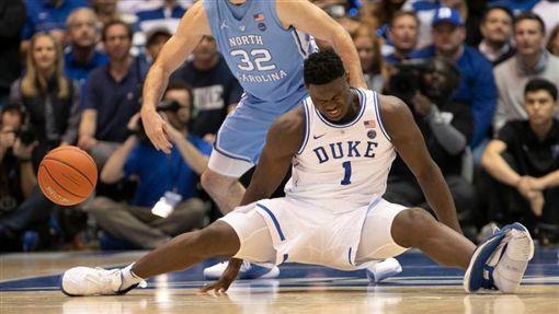 籃球/威廉森最新傷情!杜克這樣說NBA,杜克大學,NIKE,Zion Williamson翻攝自推特