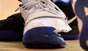 NBA/簽名鞋糗炸裂!喬治致電耐吉 NBA,杜克大學,NIKE,Zion Williamson,Paul George 翻攝自推特