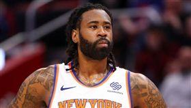 NBA/拼了?美媒曝湖人想簽小喬丹 NBA,洛杉磯湖人,紐約尼克,DeAndre Jordan 翻攝自推特