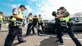 犯案少了1萬多件!警察維護治安滿意度再創新高