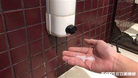 細菌,公廁,洗手乳,喪屍,美國 圖/資料照