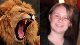 動物園,實習生,柵欄,獅子,咬住,失血,麻醉槍,美國, 圖/翻攝自臉書、Pixabay