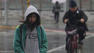 北台灣急凍!明天下探12度低溫