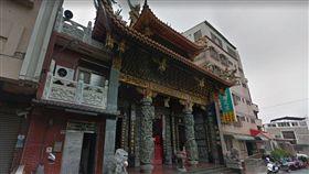 玄天上帝廟 台南 google map