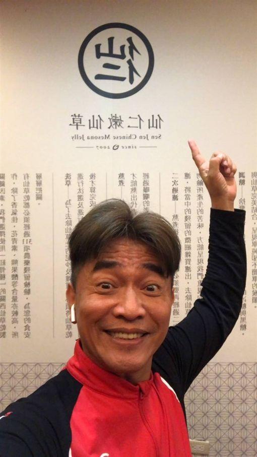 吳宗憲/翻攝自吳宗憲臉書