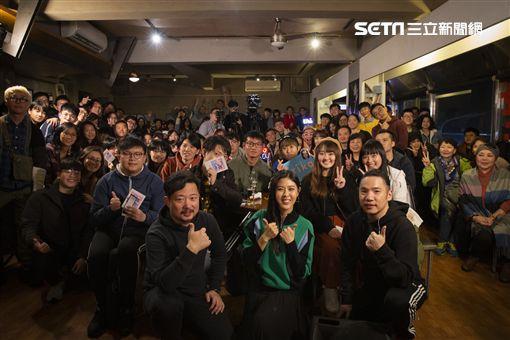 劉艾莉首場音樂會。(圖/華納音樂提供)