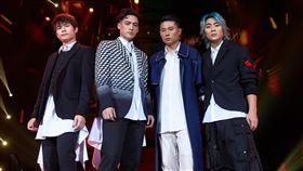 5566小巨蛋演唱會,小刀驚喜合體。(圖/華貴娛樂提供)