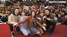 《女力報到》舉辦台中粉絲見面會。(圖/TVBS提供)