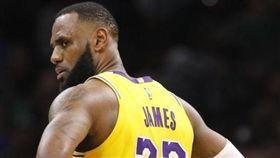 NBA/糗!湖人遭鵜鶘看扁…真的輸 NBA,洛杉磯湖人,LeBron James 翻攝自推特