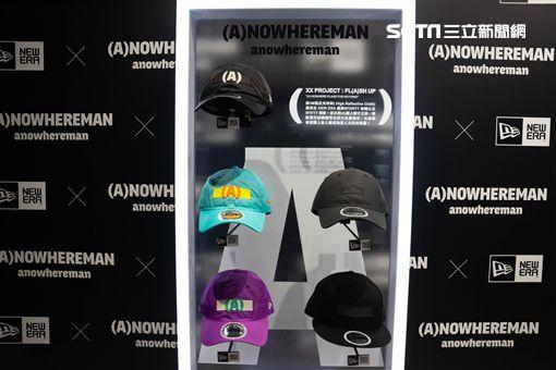 NEW ERA街邊旗艦店,(A)Nowhereman,陳柏霖,NEW ERA,繡帽,報童帽
