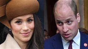 梅根,王室,英國,產前派對,高調,奢華,抨擊,威廉,哈利 圖/翻攝自推特