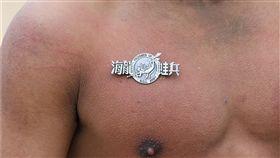 國防部水鬼部隊(翻攝自青年日報)