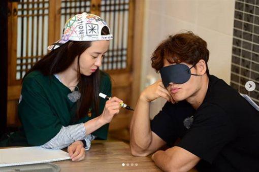 Running Man,宋智孝,金鍾國,老婆,RM/SBS IG
