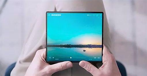 MWC 2019,手機,5G手機,華為,折疊,5G,Mate X 圖/翻攝華為官網