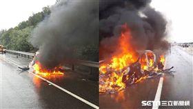 苗栗BMW火燒車