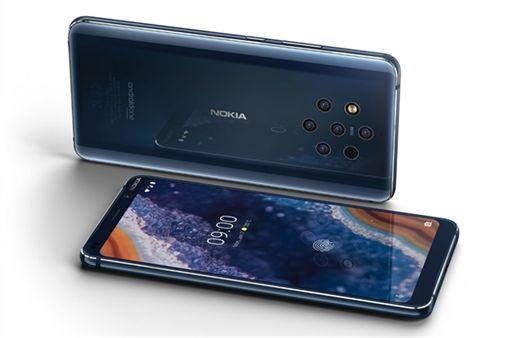 手機,鏡頭,主鏡頭,Nokia,諾基亞,PureView,諾基亞9 PureView