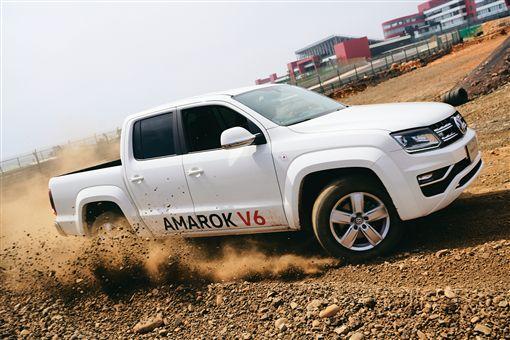 ▲Volkswagen Amarok V6 3.0 TDI。(圖/Volkswagen提供)