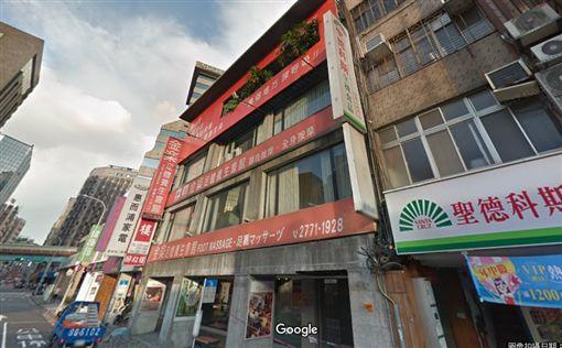 林東芳,牛肉麵,新店面,租金 (圖/Google maps)