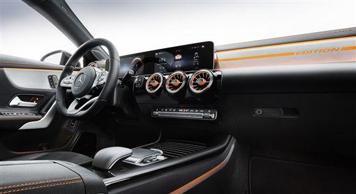 ▲Mercedes-Benz CLA(圖/車訊網)