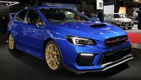 ▲Subaru WRX STI Rally CONCEPT(圖/車訊網)