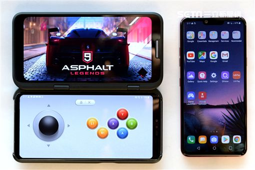 MWC 2019,LG,5G手機,LG V50ThinQ 5G,LG G8ThinQ,V50,G8