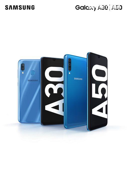 中階,三星,Galaxy A,MWC 2019,A50,A30