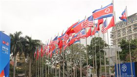 主辦川金二會 越南盼峰會取得積極成果越南外交部表示,越南因被選為美國總統川普與北韓領導人金正恩舉行第2次峰會的地點而感到自豪,希望此次峰會將取得最積極成果,為美國和北韓兩國、朝鮮半島以及世界帶來利益。中央社河內攝 108年2月25日