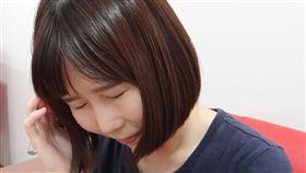 治療偏頭痛 肉毒桿菌成新選擇慢性偏頭痛是不少人的困擾,衛生福利部在今年通過肉毒桿菌素可以用於治療慢性偏頭痛,將成為患者的另一項選擇。圖為偏頭痛示意圖。(奇美醫學中心提供)中央社記者楊思瑞傳真 106年10月22日
