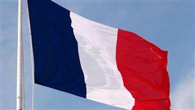法國國旗。(圖/翻攝自維基百科)