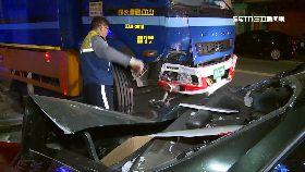 疲勞貨車撞0700(DL)
