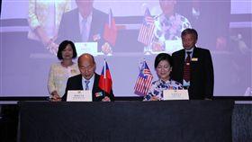 韓國瑜訪馬來西亞 圖/高市府提供
