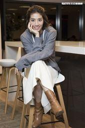 Rima瑞瑪席丹專訪。(記者林士傑/攝影)