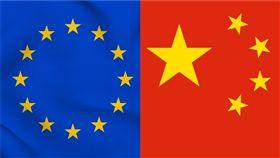 歐盟,中國。(圖/翻攝自Pixabay)