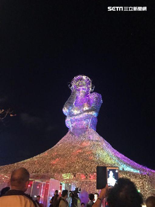觀光局,台灣燈會,無人機,屏東,黑鮪魚,大鵬灣,海之女神,大同寶寶