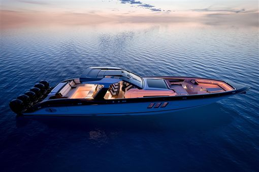 ▲Cigarette 59豪華快艇。(圖/翻攝網站)