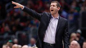 NBA/綠軍帥哥教頭飆罵裁判:X! NBA,波士頓塞爾提克,Brad Stevens,髒話 翻攝自推特