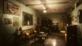 《還願》遊戲內家中的格局受玩家熱議。(圖/翻攝自YouTube)