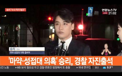 「BIGBANG」成員勝利/IG