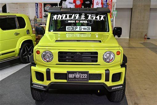 ▲Suzuki Jimny(圖/車訊網)