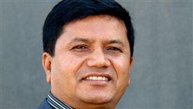 尼泊爾觀光部長Rabindra Adhikari(圖/翻攝自微基百科)