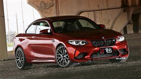 ▲BMW M2 Competition(圖/車訊網)