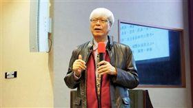 世新科學傳播講座 邀陳泰然分享氣象人生(圖/世新大學提供)