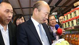 韓國瑜 新加坡 高雄市府提供