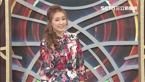 詹子晴、小甜甜圖/中天電視提供