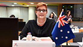 澳洲外交部長Marise Payne。(圖/翻攝自Marise Payne twitter)