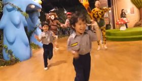 TCPB,小木偶探險隊,台中市警局,兒童節,抽獎(圖/翻攝自臉書)