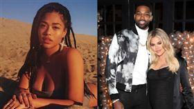 NBA/湯普森偷吃小姑閨密遭爆細節 NBA,克里夫蘭騎士,Tristan Thompson,Khloe Kardashian,Jordyn Woods