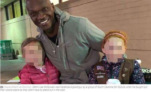 美國,餅乾,女童軍,吸毒,逮捕(圖/翻攝自ABC NEWS)