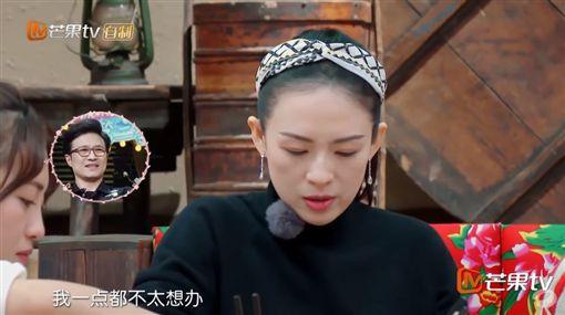 章子怡,汪峰,妻子的浪漫旅行/翻攝自芒果TV